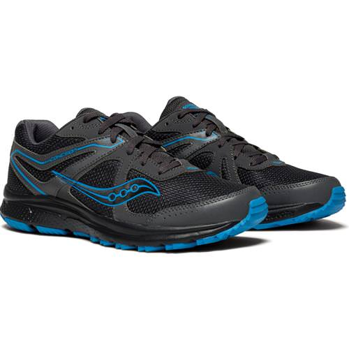 Saucony Cohesion TR11 Men's Trail Grey Blue S20427-1