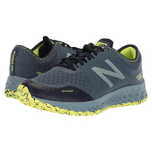 100% authentic 14431 03021 New Balance Fresh Foam Kaymin Womens Trail Vintage Indigo, Pigment WTKYMLI1