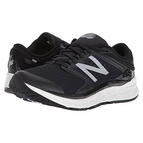 New Balance Fresh Foam 1080v8 Women's Running Shoe Black White W1080BW8