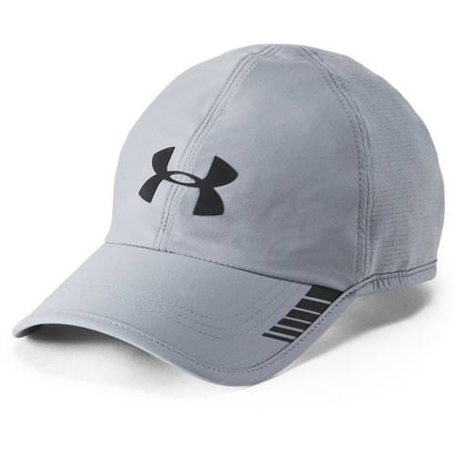 Under Armour UA Launch ArmourVent Cap Steel Black 1305003-035