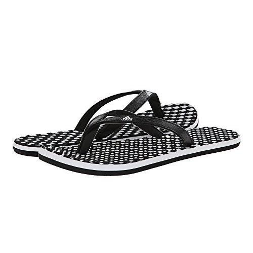 84d33d50d8ddd7 Adidas Eezay Dots Flip-Flop Black