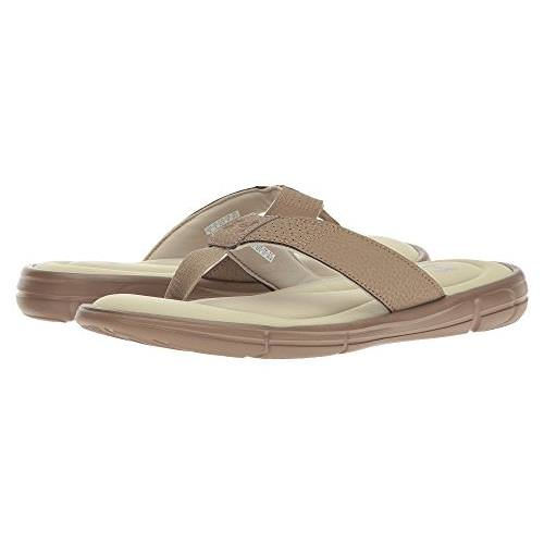 Under Armour UA Ignite II Men's Thong Sandal in Uniform Dune 1288382-223