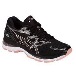 Gel-Nimbus 20 Mens Running Shoe M Black//Red Alert 11 D US