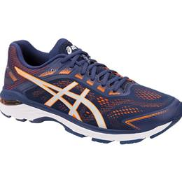 asics mens running trainers size 7