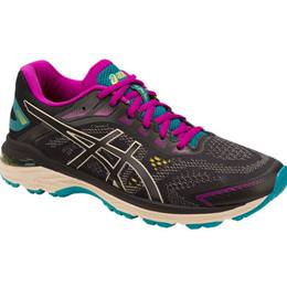 Asics GT-2000™ 7 Trail Women's Running Black, Feather Grey 1012A161.001