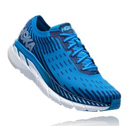 Hoka One One Clifton 5 Knit Men's French Blue, Twilight Blue 1094309 FBTB