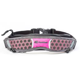 Fuel Belt Helium Stretch Belt Grey, Pink 500043