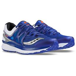 Saucony Hurricane ISO 3 Men's Blue, White, Silver S20348-2