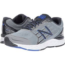 New Balance 680v5 Men's 4E Wide Steel, Thunder, Pacific M680LG5