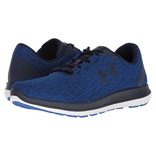 Under Armour Remix Mens Running Shoe Midnight Navy, Ultra Blue 3020193-004