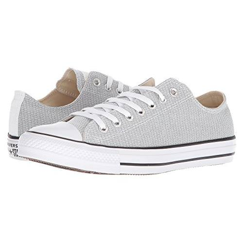 Chuck Taylor Men's All Star Ox White, Black, White Court Ripstop 160503F