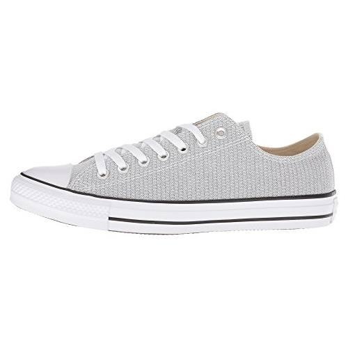 Converse Chuck Taylor Men's All Star Ox White, Black, White Court Ripstop 160503F