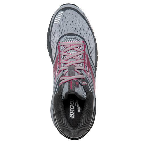 355aef90de420 Brooks Ariel  18 Women s Running Wide D Grey