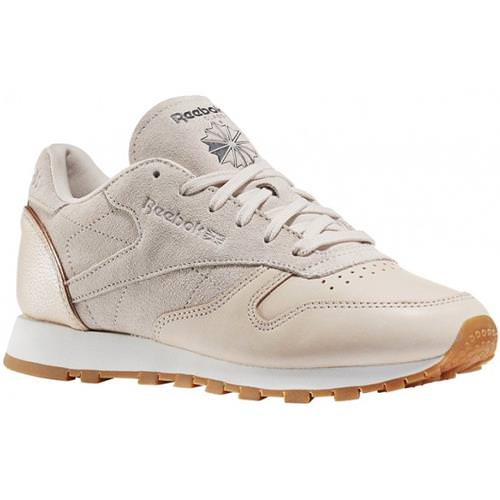 Reebok Classic Leather Golden Neutrals Tan, Sandtrap, Rose Gold BD3744