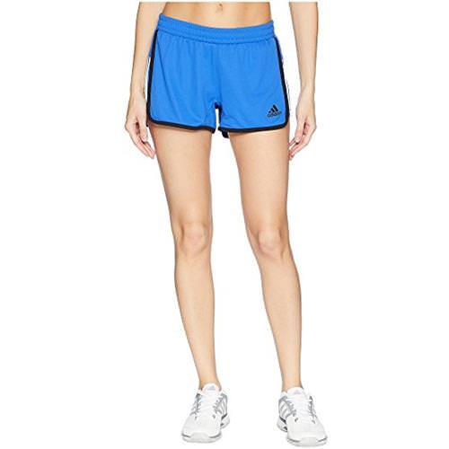 Adidas Women's Ultimate Knit Short Hi-Res Blue, White CV3326