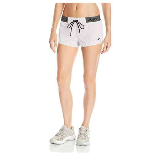 Asics Womens TM Boardie Short White BV2695.01
