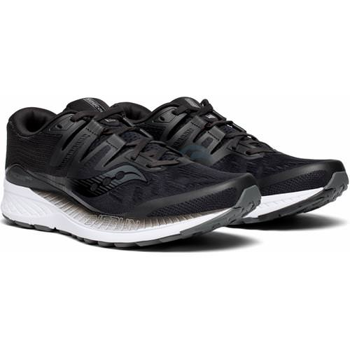Saucony Ride ISO Men's Running Wide EE Black S20445-2
