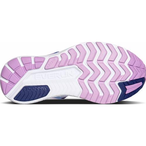 Saucony Ride ISO Women's Running Wide D Blue, Navy, Purple S10445 1