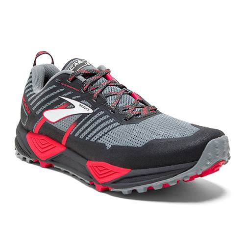 Brooks Cascadia 13 Women's Running Grey, Grey, Pink 1202741B091