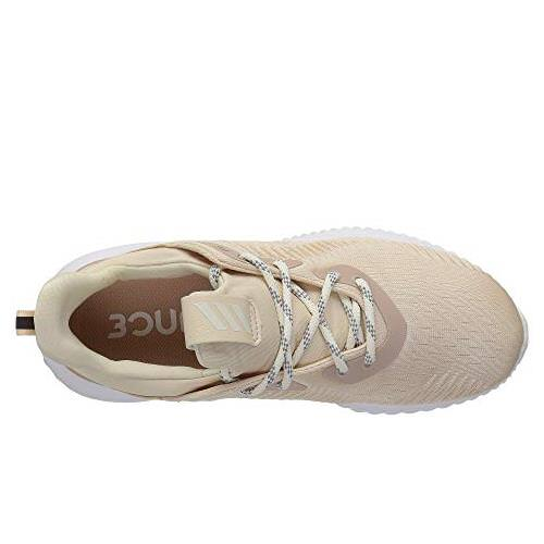 best website 64347 04181 Adidas Alphabounce 1 Womens Running Shoe Linen, Off-White, Ash Pearl  AC7012. Additional Photos (click to enlarge)