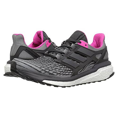 Adidas Energy Boost Women's Running Shoe Grey, Black, Grey BB3456
