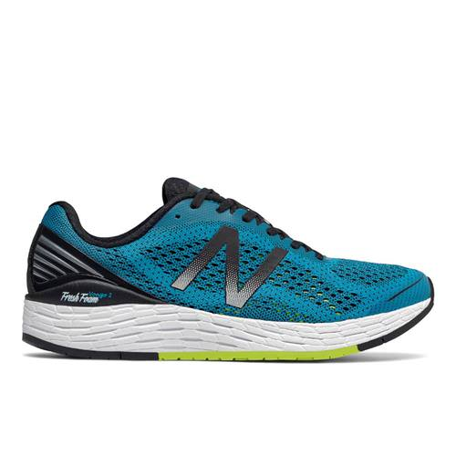 New Balance Fresh Foam Vongo v2 Men's Running Shoe Maldives Blue, Black MVNGOYB2