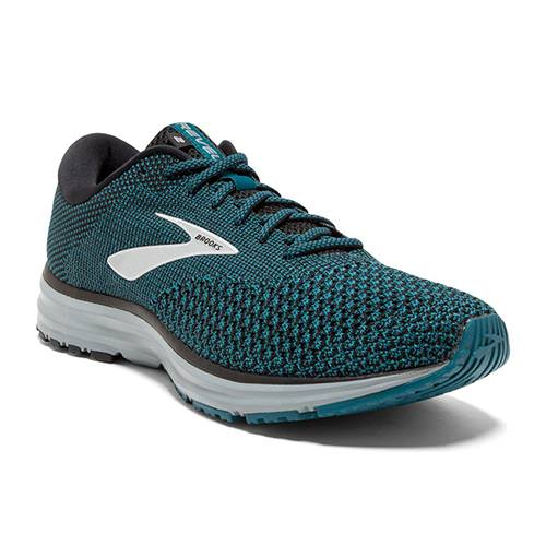 Brooks Revel 2 Men's Running Black, Blue, Grey 1102921D061