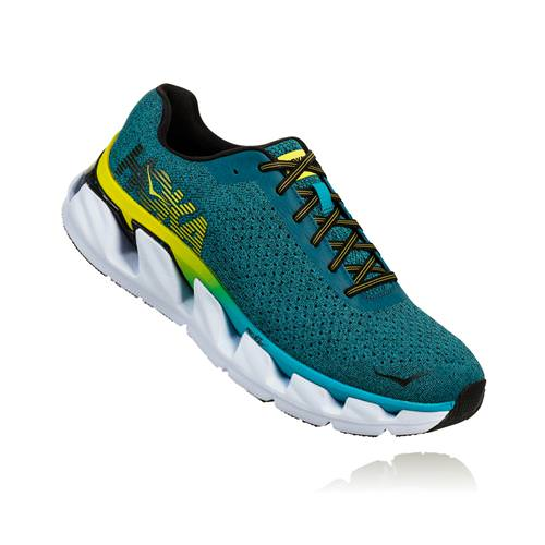 Hoka One One Elevon Men's Caribbean Sea, Black 1019267 CSBLC