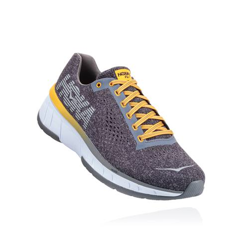Hoka One One Cavu Men's Alloy, Nine Iron 1019281 ANIR