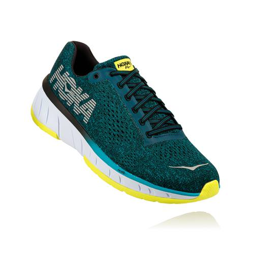Hoka One One Cavu Men's Caribbean Sea, Black 1019281 CSBLC