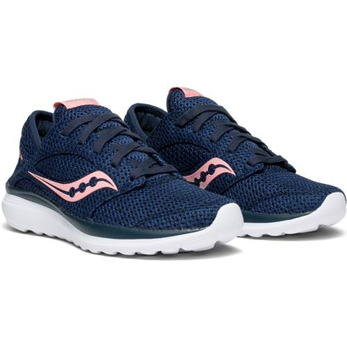 Kineta Relay Women's Running Shoe Navy, Pink S15244-67