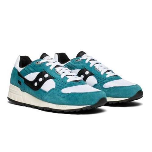 Saucony Shadow 5000 Vintage Teal, White for Men S70404-5