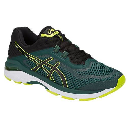 Asics GT-2000™ 6 Men's Running Shoe Everglade, Black T805N 300