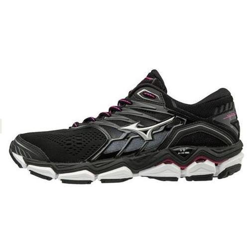 Mizuno Wave Horizon 2 Women's Running Black, Athena 410982.901D