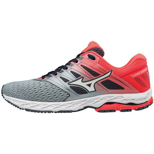 Mizuno Wave Shadow 2 Women's Running Tradewinds, Fiery Coral 411000.9T1Z