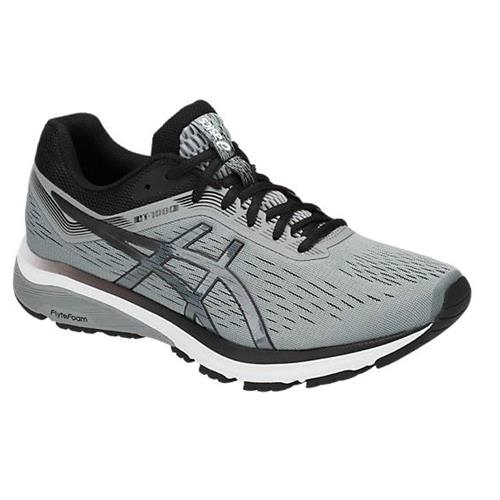 Asics GT-1000 7 Men's Running Shoe Stone Grey, Black 1011A042 020