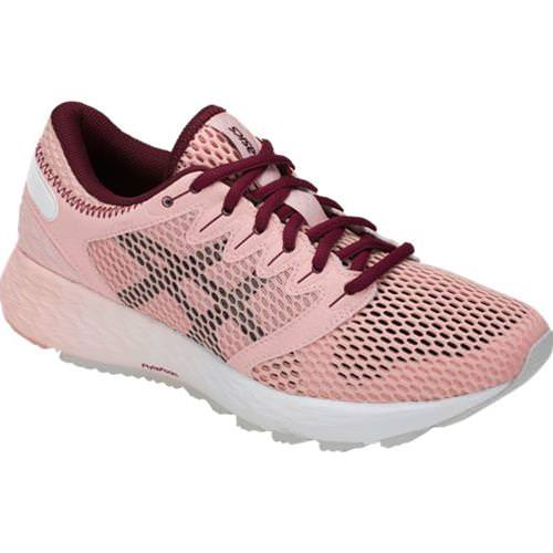 Asics Roadhawk FF 2 Women's Running Frosted Rose, Cordovan 1012A123.700