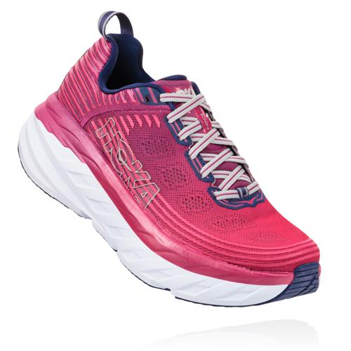 Hoka One One Bondi 6 Women's Boysenberry, Blue Depths 1019270 BBDH
