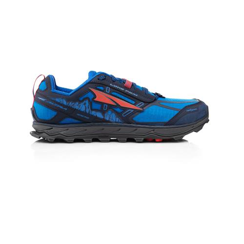 Altra Lone Peak 4 Trail Running Shoe for Men Blue AFM1855F-4