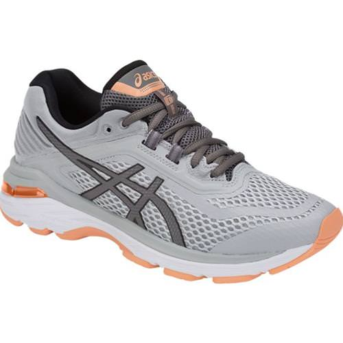 Asics GT-2000™ 6 Women's Running Mid Grey, Carbon T855N 020