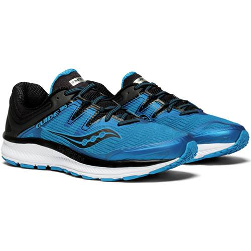 Saucony Guide ISO Men's Running Shoe Blue, Black S20415-2
