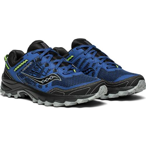 Saucony Excursion TR12 Men's Trail Blue, Black S20451-3
