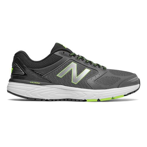 New Balance 560v7 Men's Running Wide 4E Grey, Volt, White M560LH7