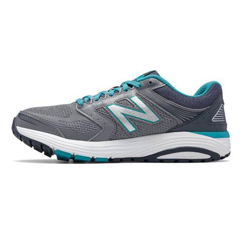 New Balance 560v7 Womens Running Silver