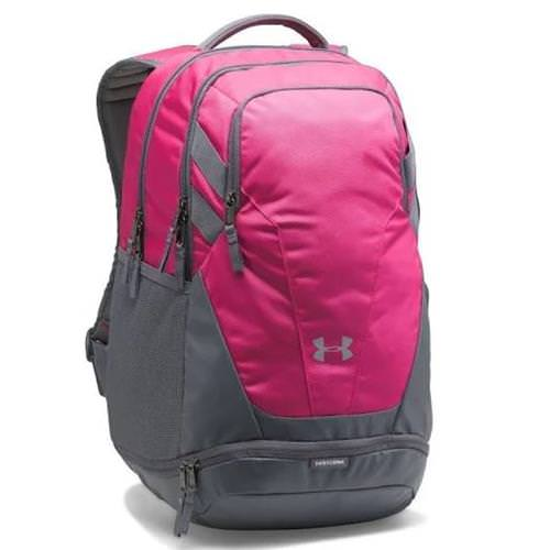 Editing Under Armour Hustle 3.0 Backpack Pink 1306060-654