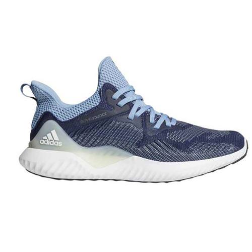 Adidas Alphabounce Beyond Women's Running Shoe Noble Indigo, Ash Blue, White DB0205