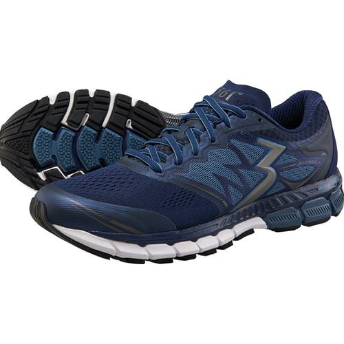 361 Degrees Strata 2 Men's Running Shoes Peacoat, Storm Y801-6569