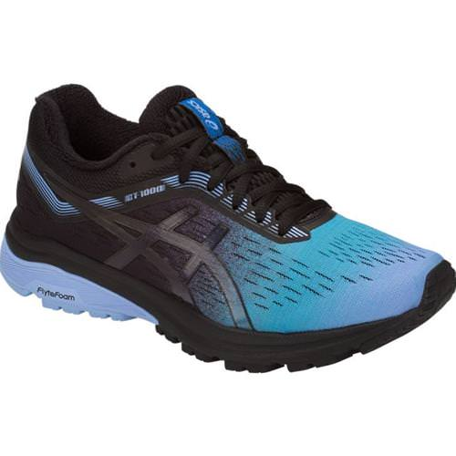 Asics GT-1000 7 SP Northern Pack Women's Running Shoe Blue Bell, Black 1012A120.400