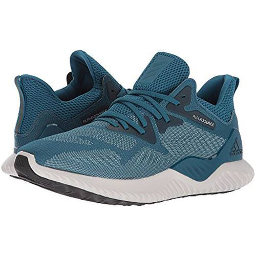 Adidas Alphabounce Beyond Men's Running Shoes Real Teal, Ash Grey AC8624