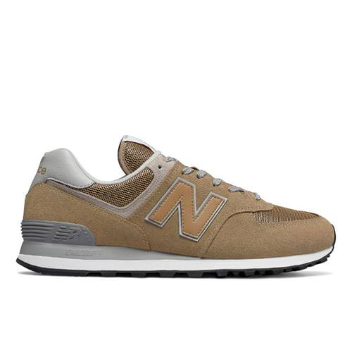 New Balance 574 Men's Classic Hemp ML574EBE